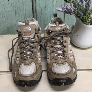 Ladies North Face Hikers